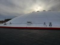 Finished MHS Fieldhouse Roof