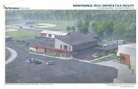 Special Education, Technology and Maintenance Facility Concept Art March 2019